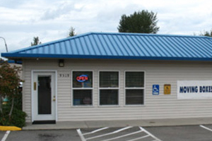 Lake Stevems Self Storage Deport Facility